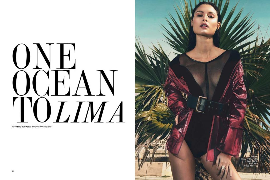 Editorial One Ocean to Lima