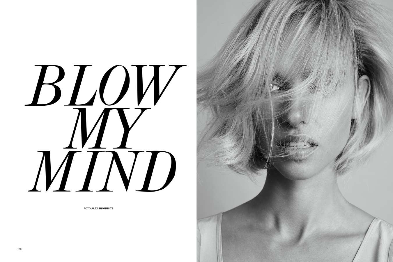 Editorial Blow my Mind